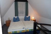 Ferienhaus Lychen Schlafzimmer