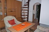 Ferienhaus Lychen Wohnzimmer