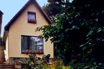 Ferienhaus Lychen Hausansicht