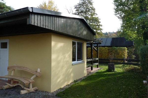 Ferienhaus Oberuckersee Hausansicht