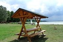 Ferienhaus Oberuckersee Umgebung am See