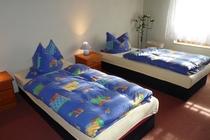 Ferienhaus Uckermark Milmersdorf Schlafzimmer 2