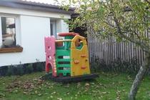 Ferienhaus Uckermark Milmersdorf Spielzeug