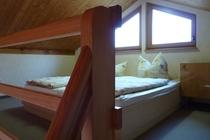 Ferienhaus Boitzenburger Land Thomsdorf Sommerland Schlafzimmer 3