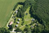 Ferienhaus Boitzenburger Land Thomsdorf Sommerland Luftbild