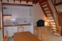 Ferienhaus Boitzenburger Land Thomsdorf Sommerland Küche