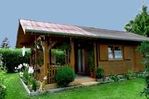 Ferienhaus Oberuckersee Strehlow Garten