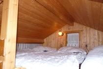 Ferienhaus Oberuckersee Strehlow Schlafempore