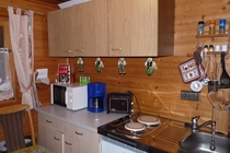 Ferienhaus Oberuckersee Strehlow Küche