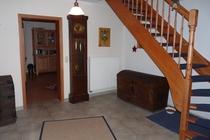 Ferienhaus Elbe Wootz Treppe