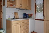 Ferienhaus Stechlin Küche