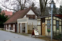 Stechlin Stechlinsee Neuglobsow Glasmuseum
