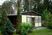 Ferienhaus Stechlin Vorderansicht