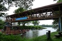 Fürstenberg Havel Holzbrücke