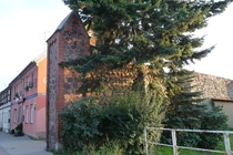 Lychen historische Stadtmauer