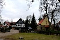 Ferienwohnung Stechlin Dagow Neuglobsow Kirche