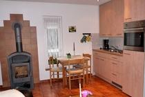 Ferienwohnung Stechlin Dagow Küche