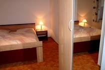Ferienwohnung Stechlin Dagow Schlafzimmer