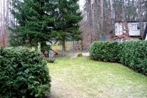 Ferienwohnung Stechlin Dagow Garten