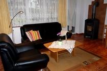 Ferienwohnung Stechlin Dagow Wohnzimmer
