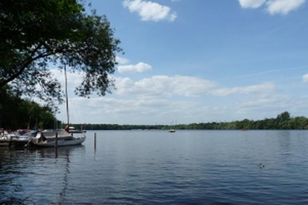 Brandenburg Havelland Templiner See Urlaubsidylle Angeln Baden