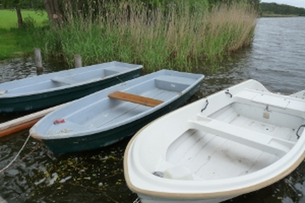 Oderland Spree Angeln Boot Rudern romantische Spaziergänge